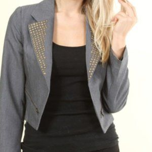 Fitted Short Jacket